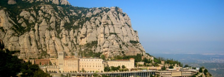 The Benedictine Monastery at Montserrat