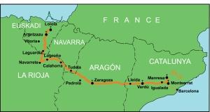 The Camino Ignaciano