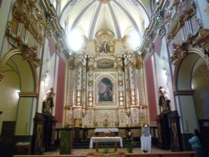 Chapel of the Jesuit School in Alagon