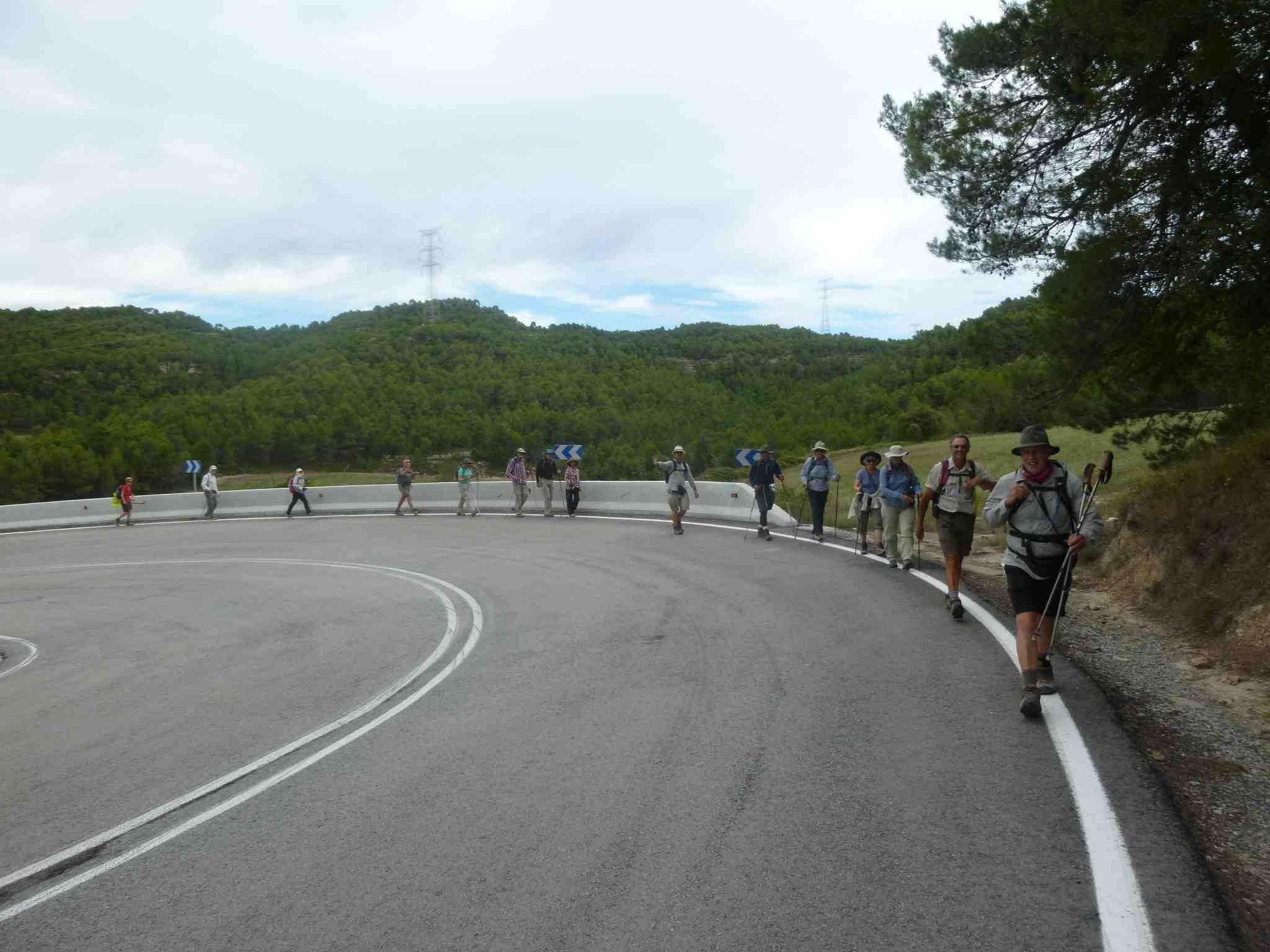 Stage 25: Igualada – Montserrat (26.8 km) | Walking with ...