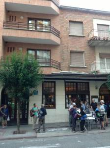The Hotel Cuidad in Calahorra