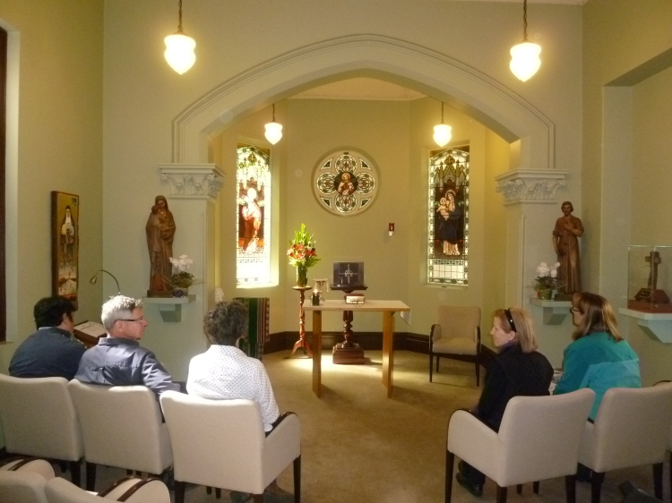 The Chapel at the Mary MacKillop Heritage Centre