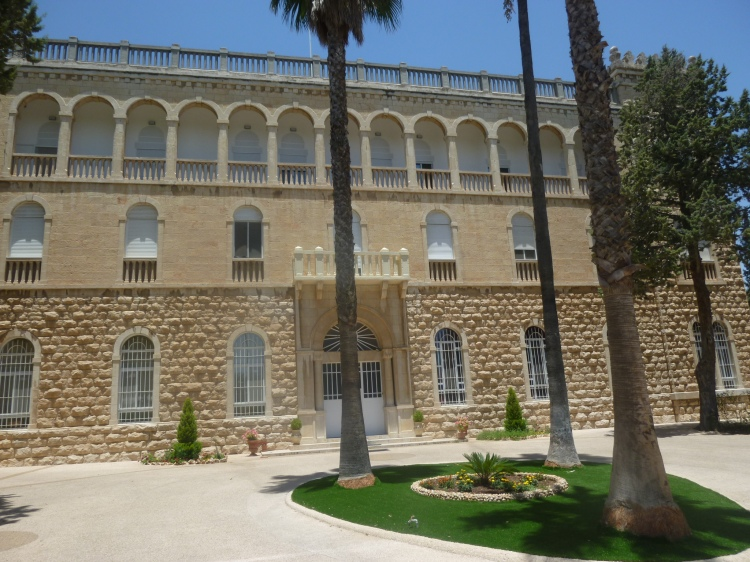 The Pontifical Biblical Institute in Jerusalem