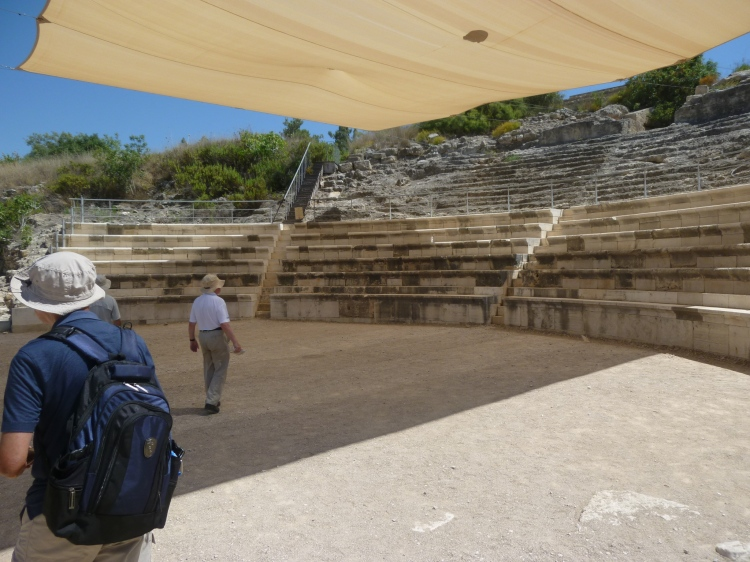 The Amphitheatre at Sepphoris
