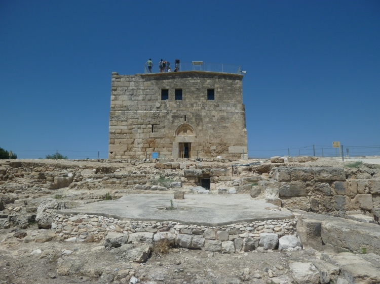 Crusader Castle at Sepphoris