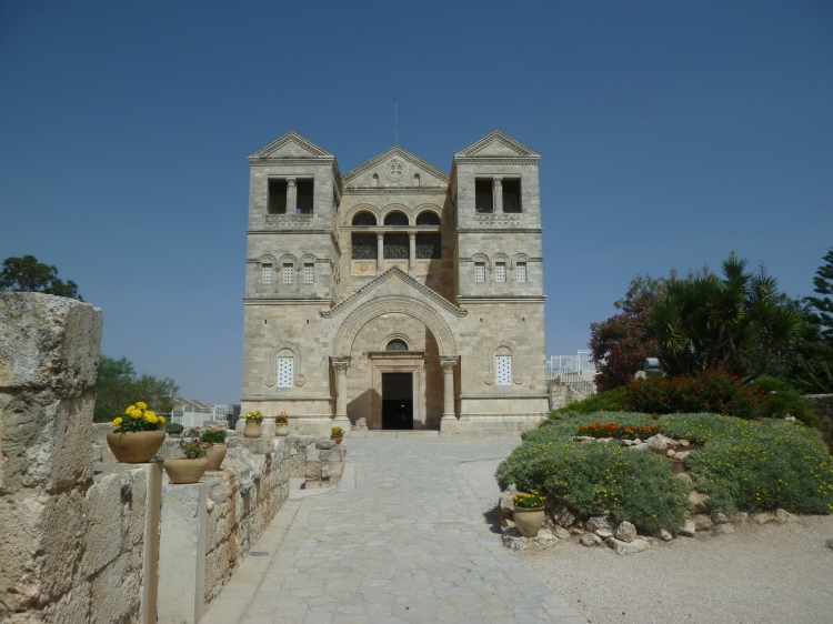 The Church on Mount Tabor