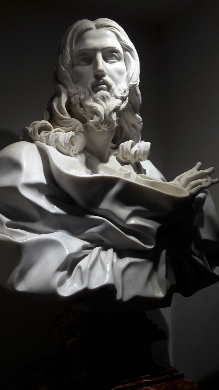 Bernini - Salvator Mundi - 1