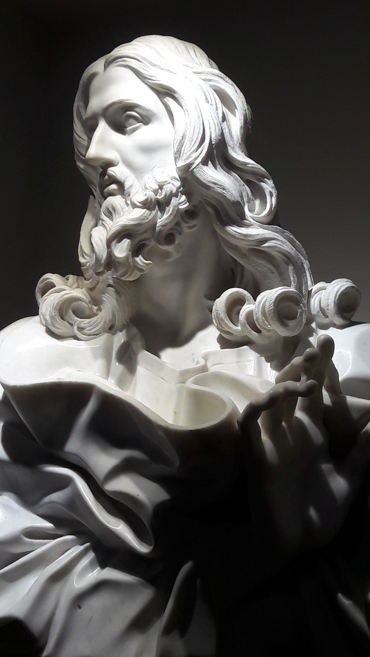 Bernini - Salvator Mundi - 2